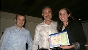 Student Spotlight: Andres Urrego and Maria Martinez Awarded $1,000 Scholarship