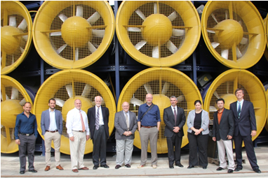 Wall of Wind™ completes first TAC meeting