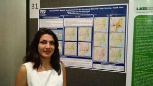 Bahareh Inanloo Fall 2015 PhD Graduate