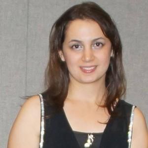 Sahar Ghasemi Fall 2015 PhD Graduate