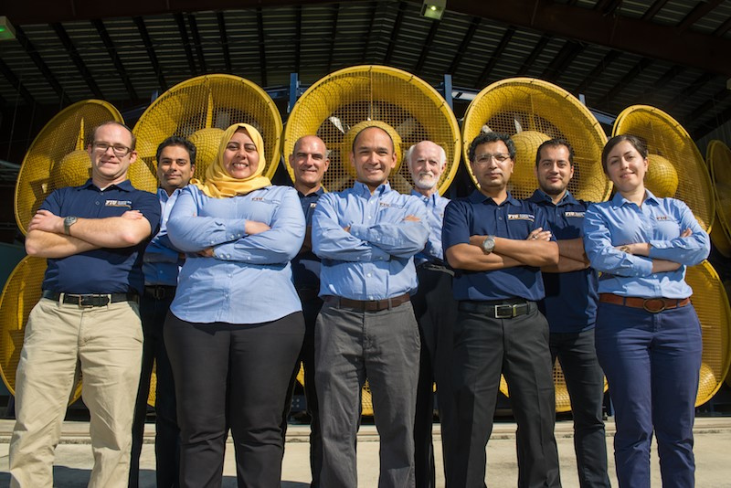 FIU's Wall of Wind Receives 2018 Charles Pankow Award for Innovation