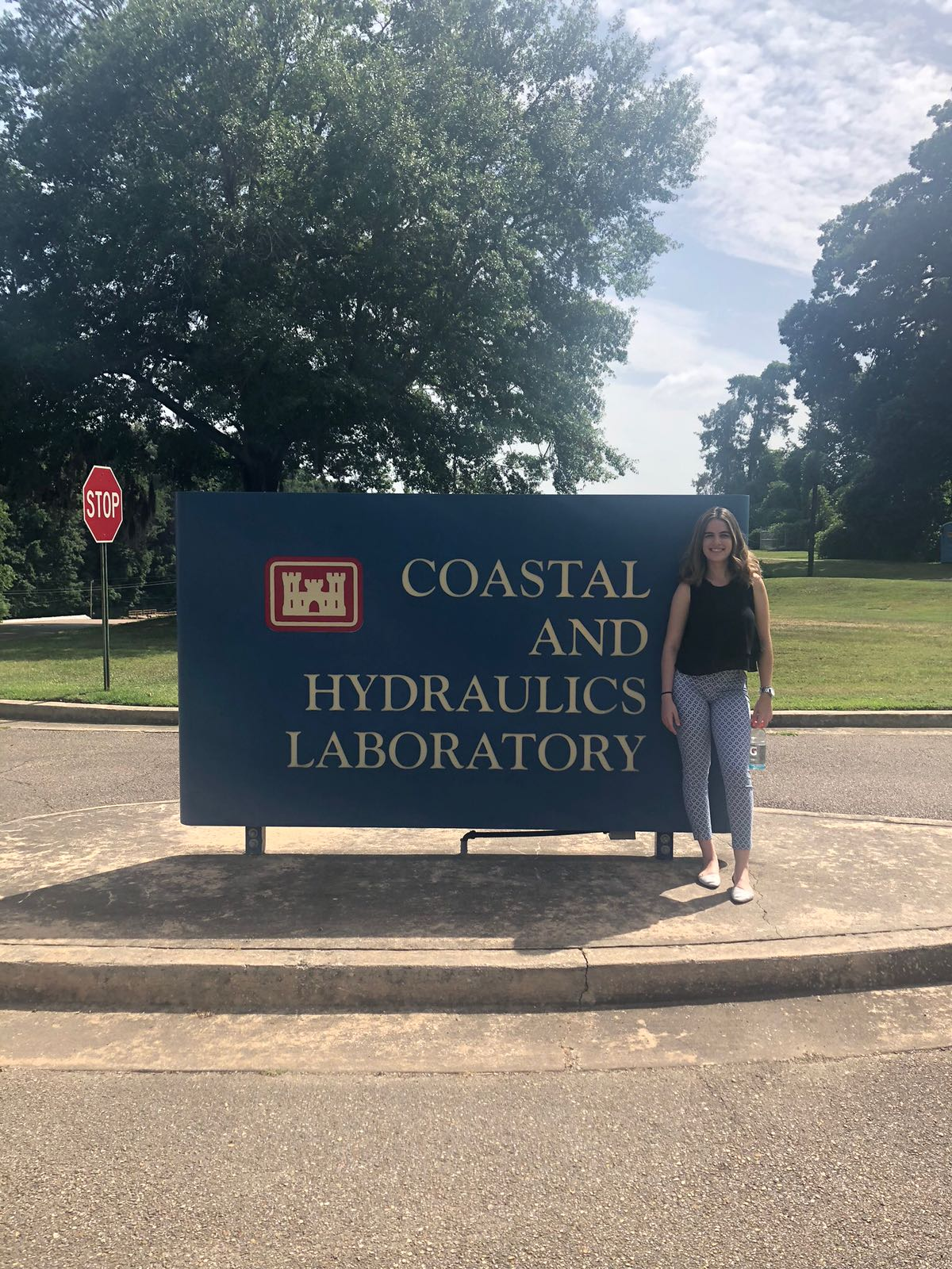 My internship at the U.S Army Corps of Engineers